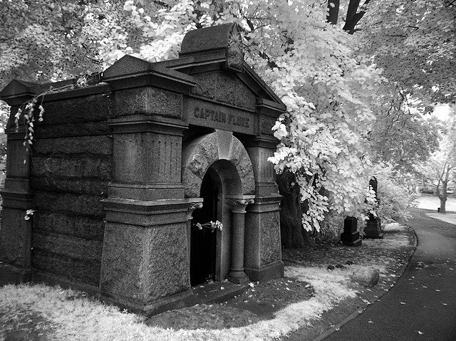 Tales Of Mount Pleasant: Mount Pleasant Cemetery-October 21-22, 2017